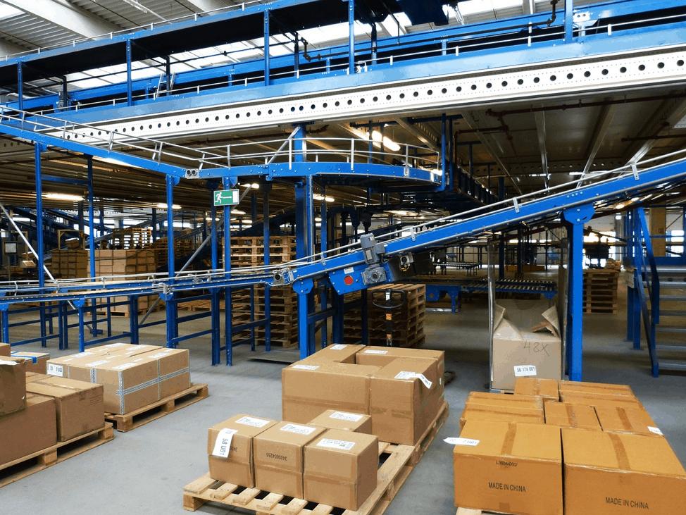 3PL for E-commerce Giants